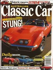 Aus Classic Car Apr 08 XK150S Cortina Abarth 808 Mazda