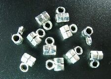 150pcs Tibetan Silver Crafted Barrel Bail R275