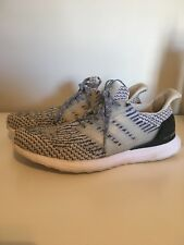 adidas ULTRA BOOST 3.0 OREO   ZEBRA Size 10 Men s CORE BLACK   WHITE  ULTRABOOST 2fa1ce3e0