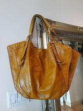 KOOBA Mustard Yellow Patent Leather Blake TOTE PreOwned