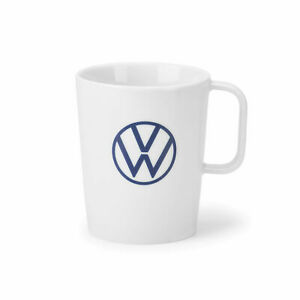 Volkswagen Tasse WEIß 000069601BQ