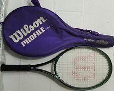 Wilson Profile 3.0si 110 sq.in. Tennis Racket Grip 4 1/4 EX!