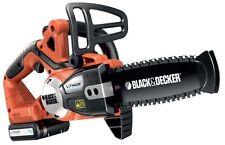 Elettrosega Black&Decker GKC1820 18V LITIO 2ah Lama 20cm con caricabatterie
