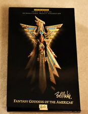 Fantasy Goddess of the Americas Barbie - Bob Mackie -NIB