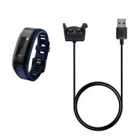 FAST USB CHARGING DOCK CHARGER FOR GARMIN VIVOSMART HR HR+ APPROACH X40 COOL NEW