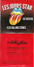CD CARDSLEEVE COLLECTOR THE ROLLING STONES IT'S ONLY.... ROCK NEUF SCELLE