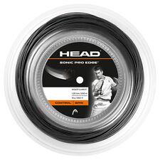 Head Sonic Pro Edge Tennis String 200m Reel