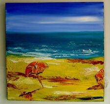 Mark Kazavchinski Russian Canadian Artist Oil Acrylic Painting Seascape