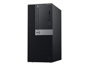 Dell 7060 SFF Gaming COMPUTER PC i7 8700 3.2Ghz 16GB 256GB+500GB AMD RX550 4GB