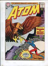 """The Atom #5 - """"Diamond Of Deadly Dooms!"""" - (4.5) 1963"""