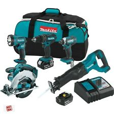 power tools combo set used