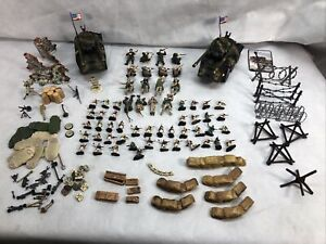 Forces of Valor Unimax 1:32 Corgi US Army Modern Infantry Figures Accessories