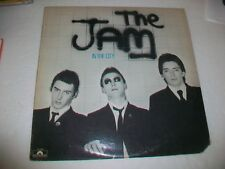 THE JAM - IN THE CITY LP - POLYDOR PD 1-6110 - US PRESS