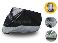 Motorcycle Cover New All Weather Waterproof Universal Sport Bikes Scooter GM2BS