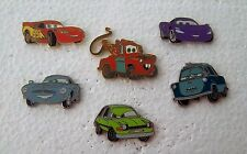 *~*DISNEY CARS 2 FIN MCMISSILE HOLLEY SHIFTWELL PROFESSOR Z ACER 6 PINS*~*