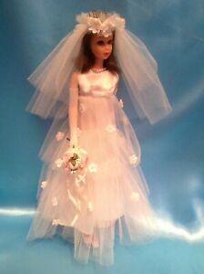 Vintage Barbie FRANCIE Japanese Exclusive WEDDING SET FR220 No Doll
