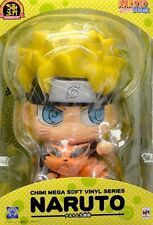 New MegaHouse Chimi Megasofubi NARUTO Shippuden and nine lama Painted