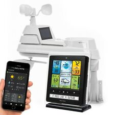 Acurite Wireless Professional Weather Station 5-in-1 Colour LCD Monitor PhoneApp