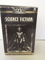 Movie Classics Science Fiction Collectors Edition 5 VHS Movies 1996