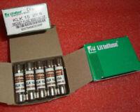 USA (Lot of 5) Littelfuse KLK-15 KLK15 KLK015 600V Fast-Act Fuse New (PACK OF 5)