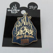 Disney Magic Kingdom Castle - 2000 Pin