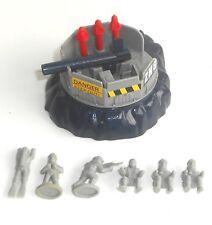 1980's Bluebird Toys - Zero Hour ~ ZN8 ROCK FORT ~ Harbour Defence Set - ????