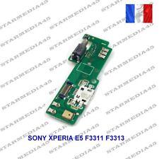 CARTE NAPPE CONNECTEUR USB CHARGE MICRO VIBREUR SONY XPERIA E5 F3311 F3313 (148)