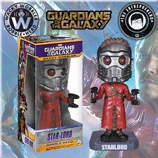 Funko Wacky Wobbler Star Lord Guardians Of The Galaxy Bobble Head FREE SHIPPING