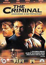 The Criminal (DVD, RARE, 2001)