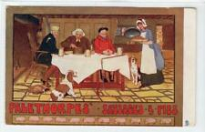 More details for palethorpes' sausages: tuck celebrated posters advertising postcard (c57633)