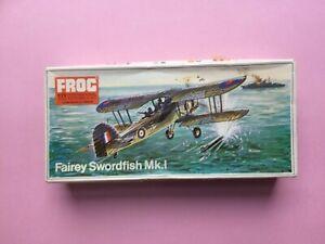 Frog 1/72 Fairey Swordfish