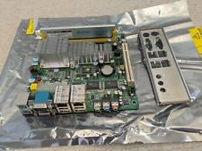 JetWay 7F4K1G2E-LF VIA Mini ITX Fanless Motherboard with 1GB PC4200 Memory
