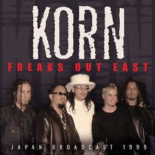 KORN New Sealed 2019 UNRELEASED LIVE 1999 JAPAN CONCERT CD