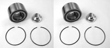 NEW PAIR OF WHEEL BEARING KITS FIT FRONT & REAR MGF MG-TF ROVER 100