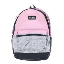 Victoria's Secret Pink Campus Backpack Gold Black 2018