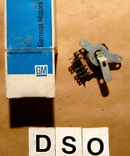 OE 1968 Buick Air Conditioning Selector Switch ~ GM Part # 3014699