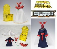BANDAI SAINT SEIYA CLOTH MYTH EX POPE ARES & THRONE GOD GEMINI SAGA REVIVAL