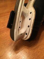 Ice Skate Sharpener for Hockey Skates - Hand Held, Carbide cutting edge.