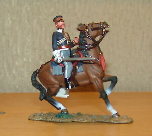King & Country CRW18 -  Mounted Capt W. Morris 17th Lancers