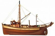 Occre Palamos Fishing Boat 1:45 (12000) - Ideal Beginners Model Boat Kit