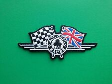 NOVELTY BIKER SEW ON / IRON ON PATCH:- PATCH NAME TO FOLLOW