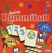 Rummikub Junior From Ideal Age 4+ 2-4 players