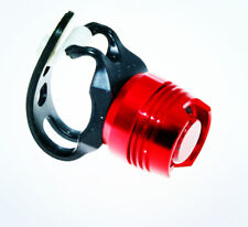 Cyrusher 1 LED Aluminium Red Front Bike Light Waterproof Rear Bike LED Constant