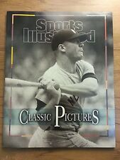 1997 Classic Pictures Special Sports Illustrated Magazine Book- Mickey Mantle