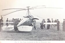 Reginald Alfred Charles BRIE / The Autogiro and How to Fly It First Edition