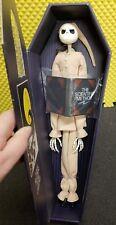 """Nightmare Before Christmas Jack Doll in coffin N-010,  17"""" JUN Planning"""