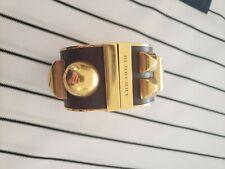 Burberry Studded Cuff Bracelet