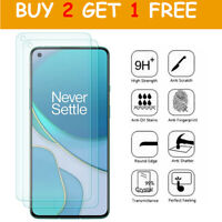 Tempered Glass Screen Protector For OnePlus Nord N10 5G N100 8/7/6T 87/6 Pro 8T+