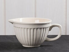 IB laursen Bol para mezclar mynte Mini Crema Blanca Cerámica mantequilla schüss