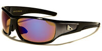 New Arctic Blue Oval Men's Sunglasses Fishing Driving 100% UV Protection AB31